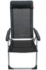 Crusader Black Lollipop camping Chair